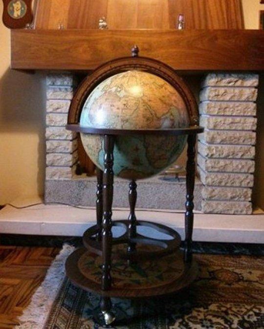 Bar globe Guinone customer photo 3