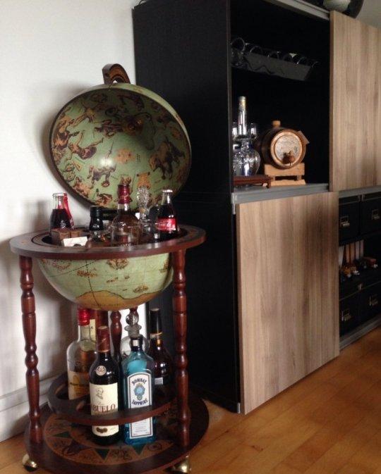 Bar globe Guinone customer photo 2