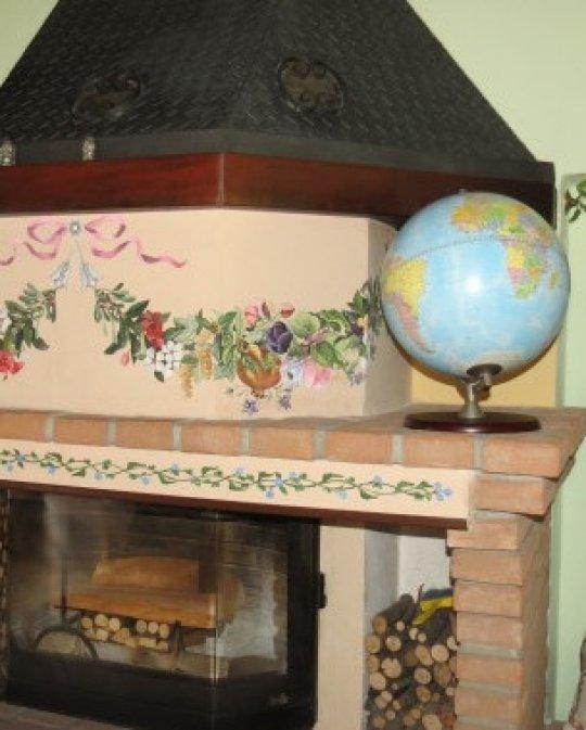James Cook educational desk globe - blue, customer photo