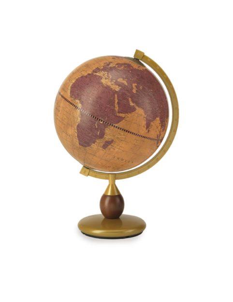 Catalog photo of the Gea Scorpius Table Top World Globe