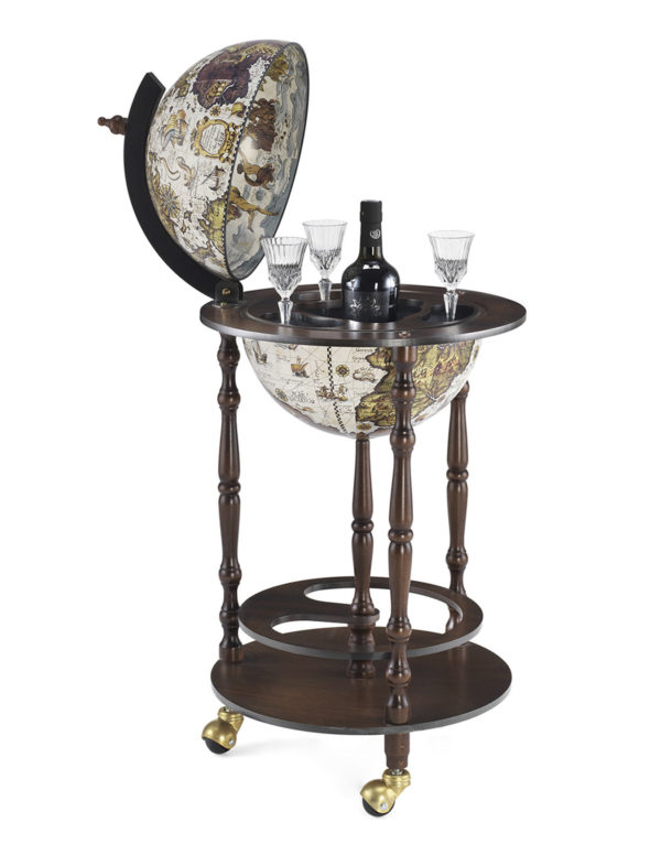 Product photo of Allegro Globe Drinks Cabinet