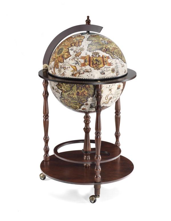 Globe bar cabinet Vanesio - product photo - closed