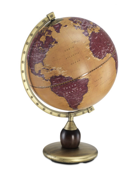 Gea Scorpius Table Top World Globe product photo