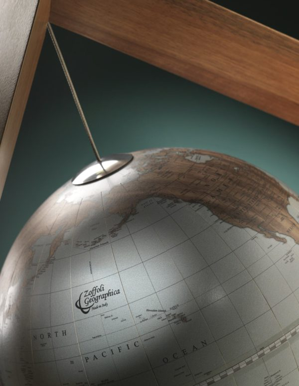 Studio photo of The Cube Designer Globe